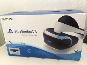 PlayStation VRを購入しました