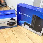PlayStation 4 Proを購入しました